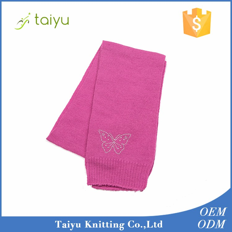 2016 Wholesale New Style Magic Children Knitted Scarf