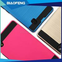 oem luxury ultra slim armor case tpu pc hybrid mobile cell phone case for BLU Neo X Plus N090U