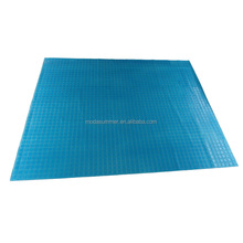 guangdong factory supply blue cooling gel pad for seat cushion, mattress topper