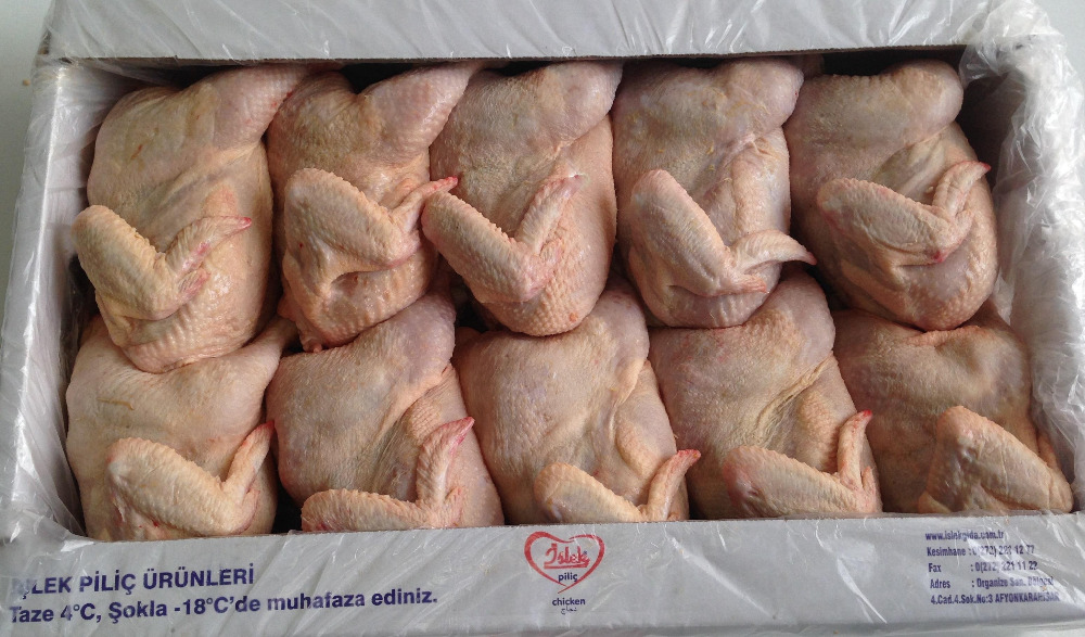 Whole Frozen Chicken Wings