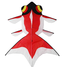 Easy flying Golden fish kite for kids