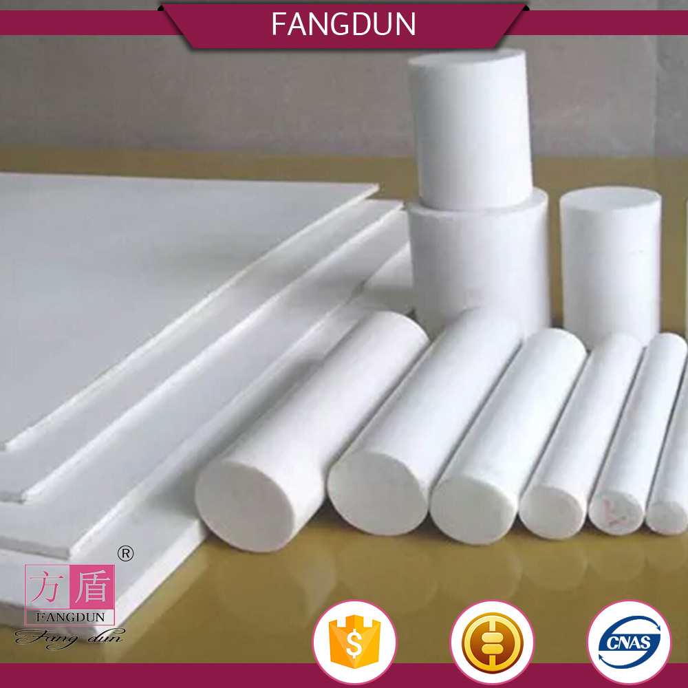 2017 most popular natural color ptfe teflon sheet with low price