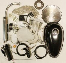2 stroke 80 cc engine kit gas bike engine kit
