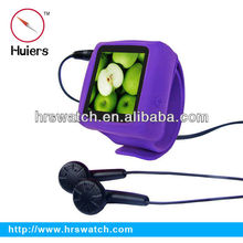 sport digital mp4 player with slap