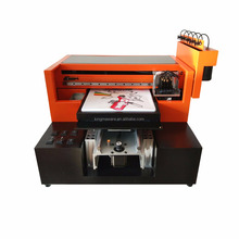 High Quality Digital Textile T-shirt Printing Machine A3 DTG T-shirt Printer For Sale With Low Price