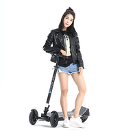 Factory Direct Sales Aluminium Electric Scooter Volta Electric Scooters
