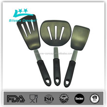 Eco-Friendly Kitchen Utensils Silicone spatula set