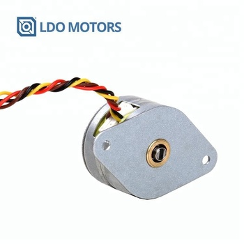 35mm PM Stepper Motor