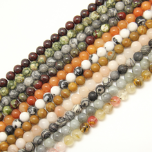 AM-YFC08 High Quality Various Natural Semi Precious Stone Hundreds of Gemstone Loose Beads Wholesale Jewelry Crafts Stone