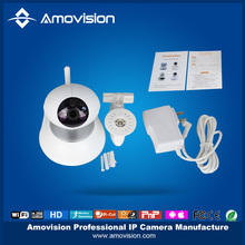 IP Camera with IR Function