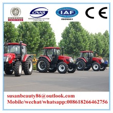 130hp Chinese 4WD agricultural tractor