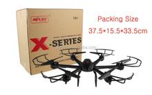 2016 toys r us uav drone MJX X600 quadcopter fpv quadcopter with hd camera with 2.4g 4channel and 6axis
