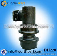 Construction Equipment Original Spare Parts Upper Roller Carrier Roller/Daewoo Excavator Top Rollers