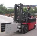 forklift with paper roll clamp very good quality with CE