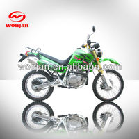 Powerful fahion gas 250cc Dirt motorcycle for cheap sale(WJ250GY)
