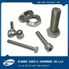 stainless steel wing nut bolt fastener SS304/316 carbon steel China manufacturers & suppliers exporters Nut