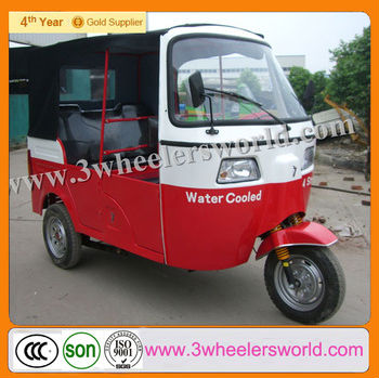 2014 new chinese cars gasoline three wheel motorcycle motorized bike/wheel motors car/auto three wheeler