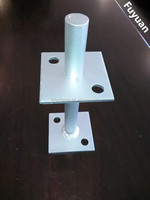 hot dipped galvanized pole anchor