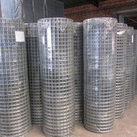3/8 inch galvanized welded wire mesh making