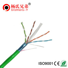 cat6 utp lan cable with low resistance 250MHZ In shenzhen cable gland