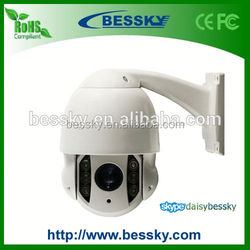 Bessky High Speed Dome IP Camera Auto Tracking PTZ 3d ptz keyboard controller/cctv keyboard