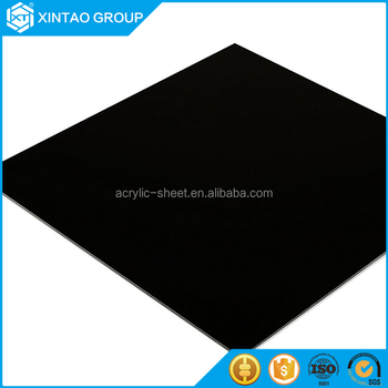 2017 good quality passed SGS CE Extruded Acrylic plate for sign