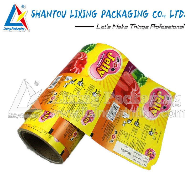 LIXING PACKAGING anti glare window tint self adheisive holographic film roll