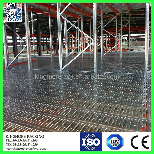 High quality galvanized steel mezzanine grating/ flooring