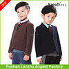 Wholesale kids Single button casual suit childrens boutique clothing alibaba