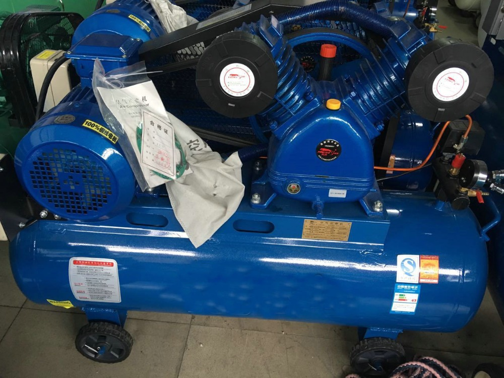 Portable Air Compressor to Offer Air for Repairing