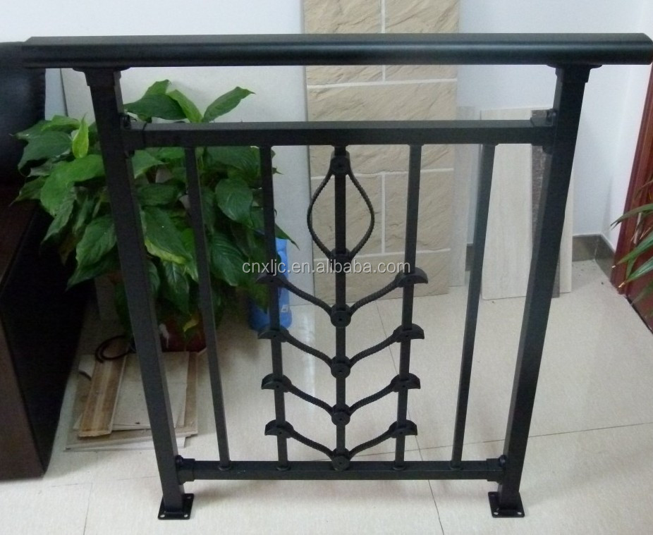 Hongye Fence - Powder Coated Galvanized Cheap Wrought Iron Fence/Aluminium Fence/Picket Fencing