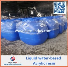 Liquid Acrylic Resin for treated BOPP, OPP, CPP film with surface tension
