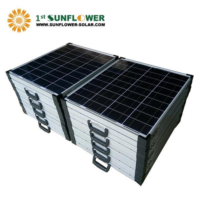 SFM-FP80 Portable Kits Nature Power 80 Watt Folding Solar Panel