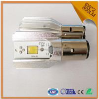 Reasonable price and original quality led motorcycle headlight 800lm