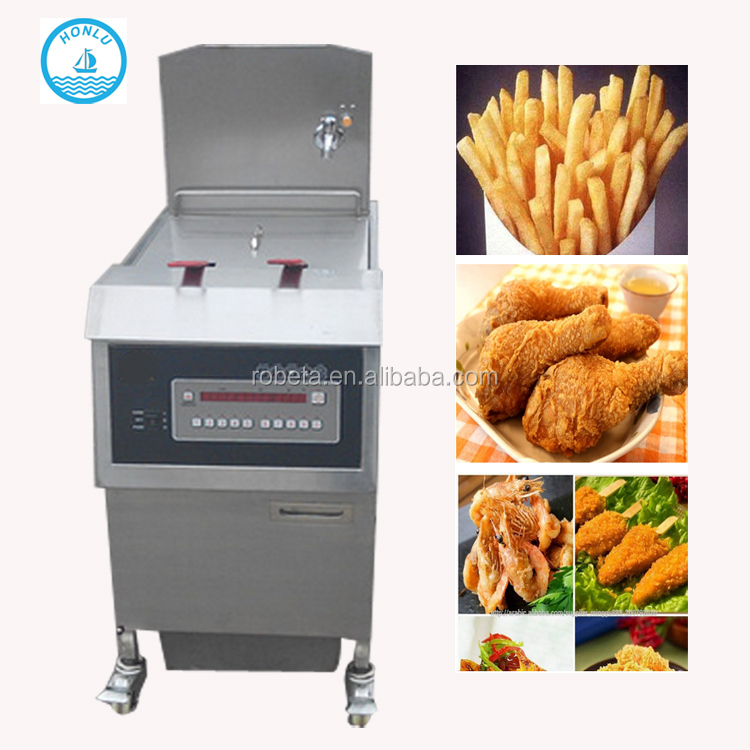 smokeless fryer used chicken pressure fryers