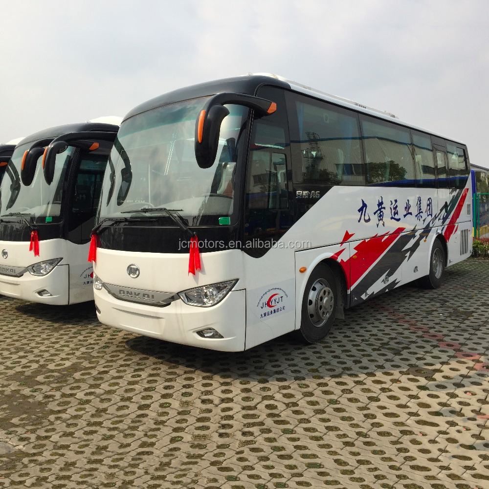 40 - 50 Seats Luxury Passenger Bus With VIP seats