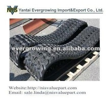 Rubber Track for YANMAR C50R