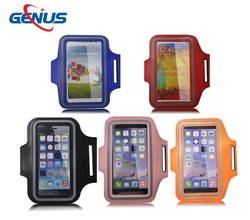 Promotion Popular Reflective LED Sport Running Armband , Custom New Arrival Sport Armband For iphone Armband