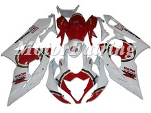 ABS Plastic Fairings For Suzuki GSX R1000 Fairings Kit 2005-2006 K5 Bodywork Injection Moulding