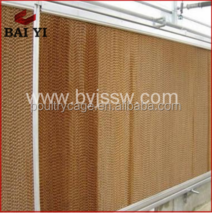 Made In China Cellulose Corrugated Paper Evaporative Cooling Pad
