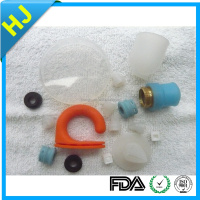 Supply all kinds of silicone rubber part with good quality