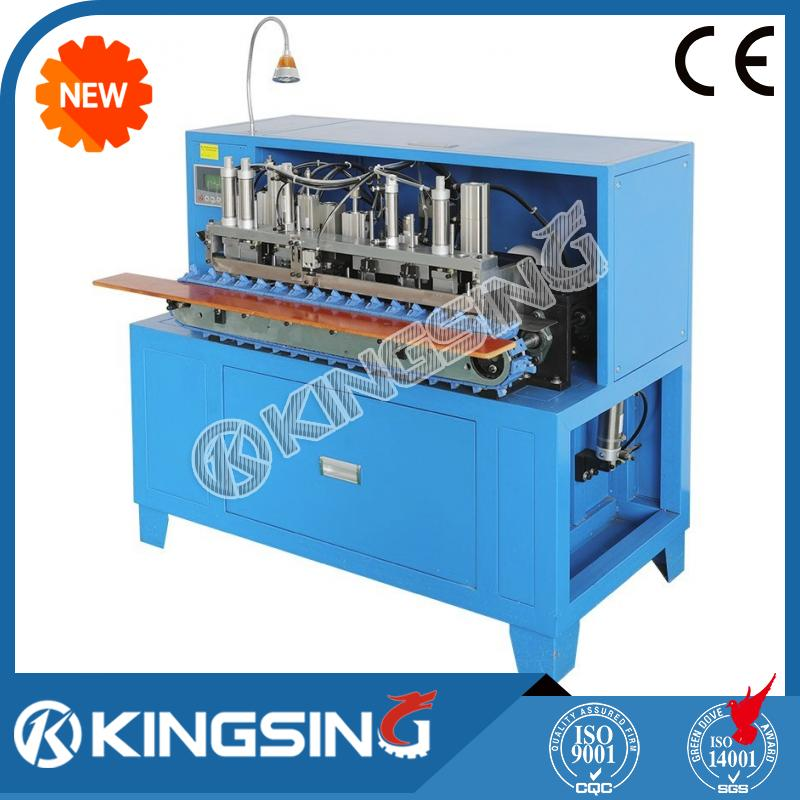 Multi-core Cable Stripping and Core Wire Twisting Soldering Machine KS-W117