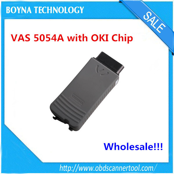 Professional VAS 5054A ODIS V2.2.6 Bluetooth Support UDS Protocol with OKI Chip diagnostic interface tool