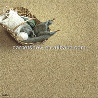 Wall to wall pp tufted loop pile carpet sheet