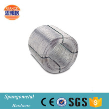 Heavy hot-dipped galvanized steel wire for armoring cable