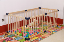 health wooden playpen for baby adult baby playpen having fun