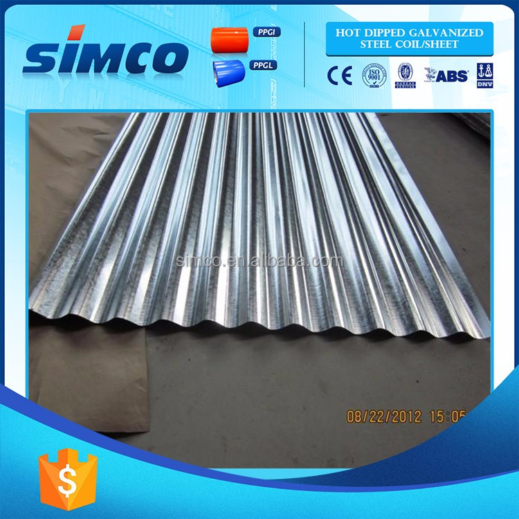 China New Design Popular zinc aluminium roofing sheets