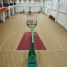 Temperature resistance safe indoor outdoor basketball flooring price for sale