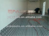 Insulated Cargo Truck/cold room box van truck body/truck box body for sale