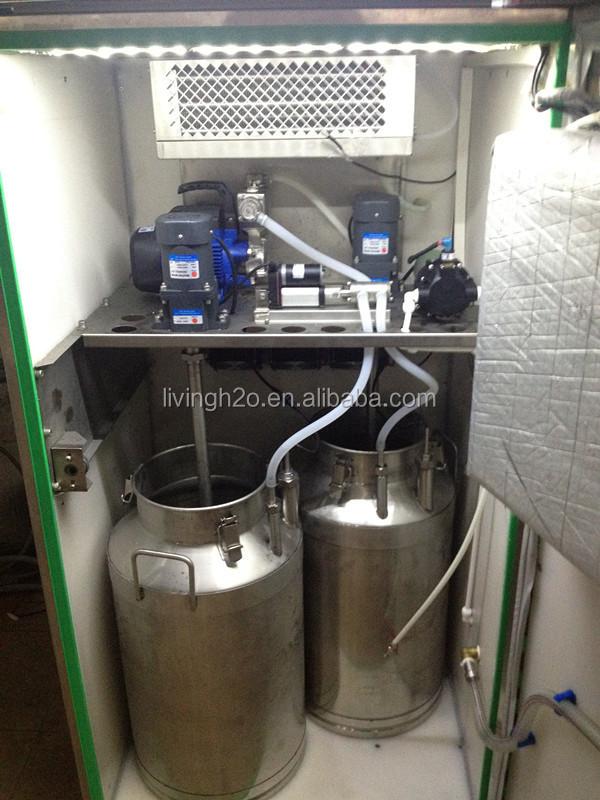 Full Automatic Fresh Milk Vending Machine Buy Milk